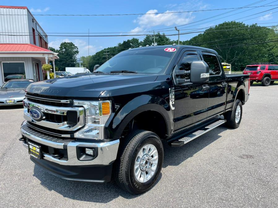 Used Ford Super Duty F-350 SRW XLT 4WD Crew Cab 6.75'' Box 2020 | Mike And Tony Auto Sales, Inc. South Windsor, Connecticut