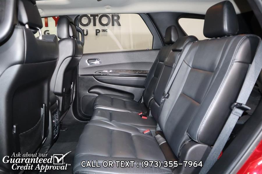 Used Dodge Durango Crew 2013 | City Motor Group Inc.. Haskell, New Jersey