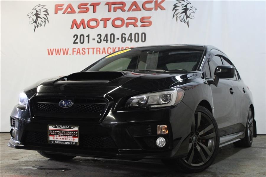 Used Subaru Wrx LIMITED 2016   Fast Track Motors. Paterson, New Jersey