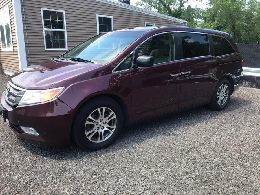 Used Honda Odyssey 5dr EX-L w/Navi 2013   Auto Drive Sales And Service. Berlin, Connecticut