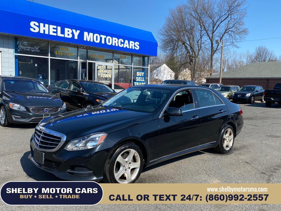 Used 2014 Mercedes-Benz E-Class in Springfield, Massachusetts | Shelby Motor Cars. Springfield, Massachusetts