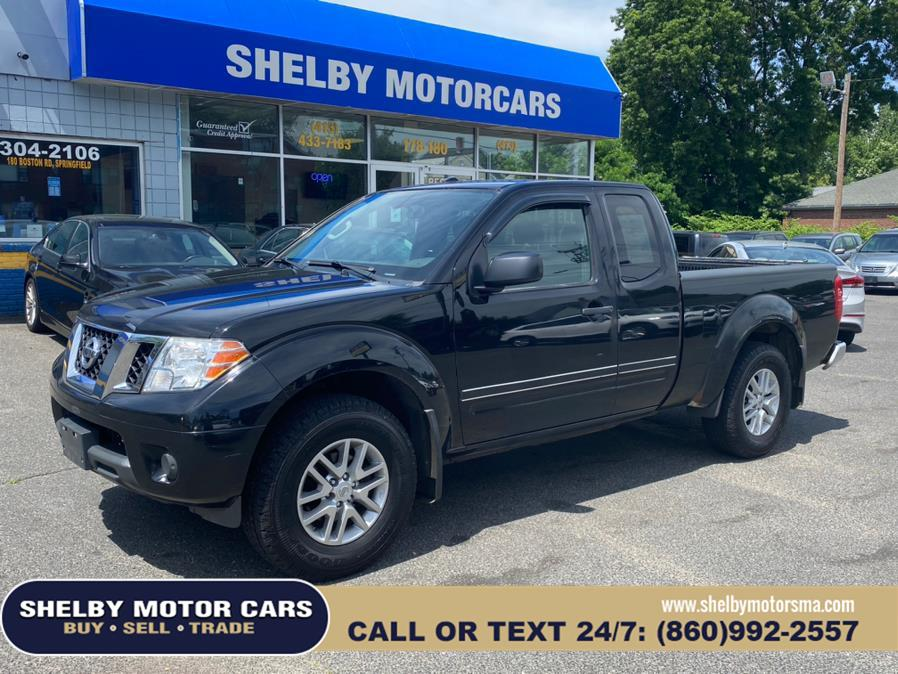 Used 2014 Nissan Frontier in Springfield, Massachusetts | Shelby Motor Cars. Springfield, Massachusetts
