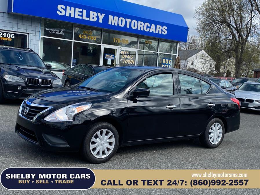 Used 2015 Nissan Versa in Springfield, Massachusetts | Shelby Motor Cars. Springfield, Massachusetts