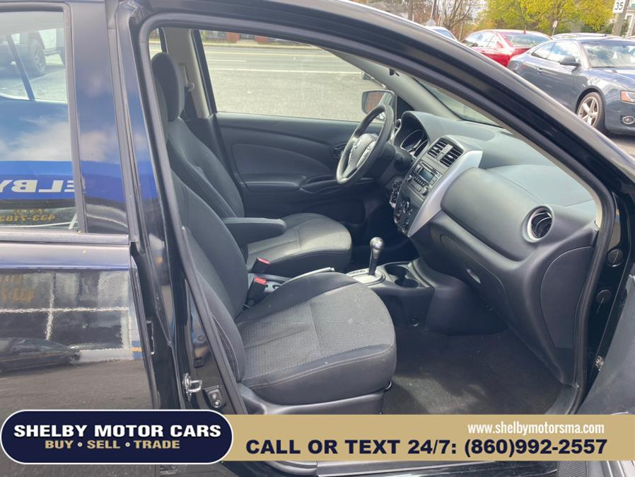Used Nissan Versa 4dr Sdn 1.6 S 2015   Shelby Motor Cars. Springfield, Massachusetts