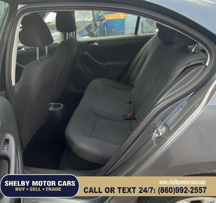 Used Volkswagen Jetta Sedan 4dr Auto S w/Sunroof 2012 | Shelby Motor Cars. Springfield, Massachusetts