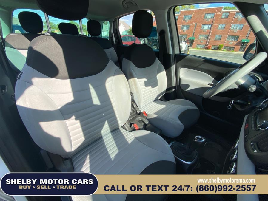 Used FIAT 500L 5dr HB Easy 2014   Shelby Motor Cars. Springfield, Massachusetts