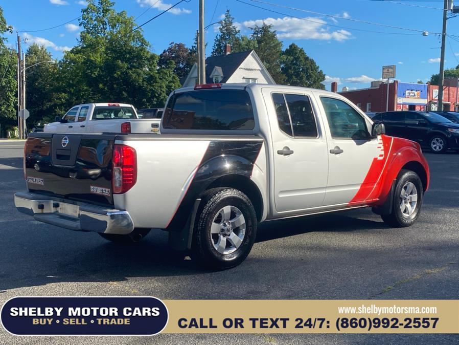 Used Nissan Frontier 4WD Crew Cab SWB Auto SV 2012 | Shelby Motor Cars. Springfield, Massachusetts