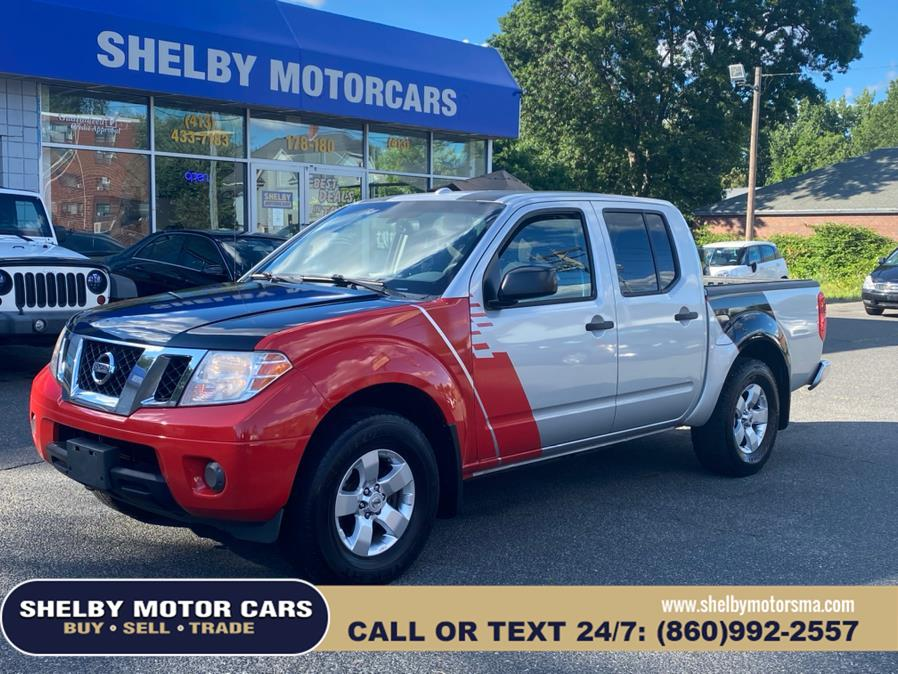 Used 2012 Nissan Frontier in Springfield, Massachusetts | Shelby Motor Cars. Springfield, Massachusetts