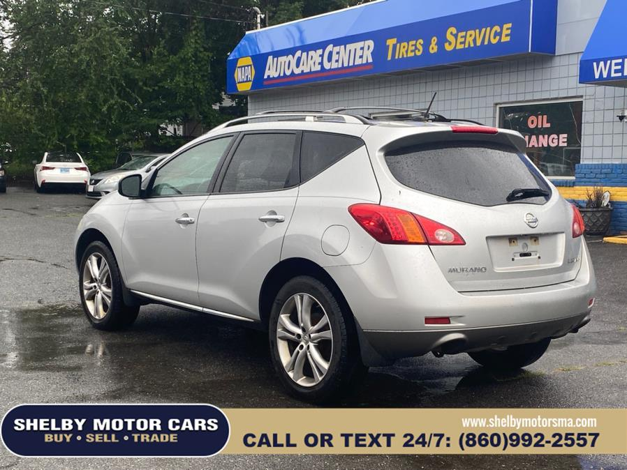 Used Nissan Murano AWD 4dr LE 2009 | Shelby Motor Cars. Springfield, Massachusetts