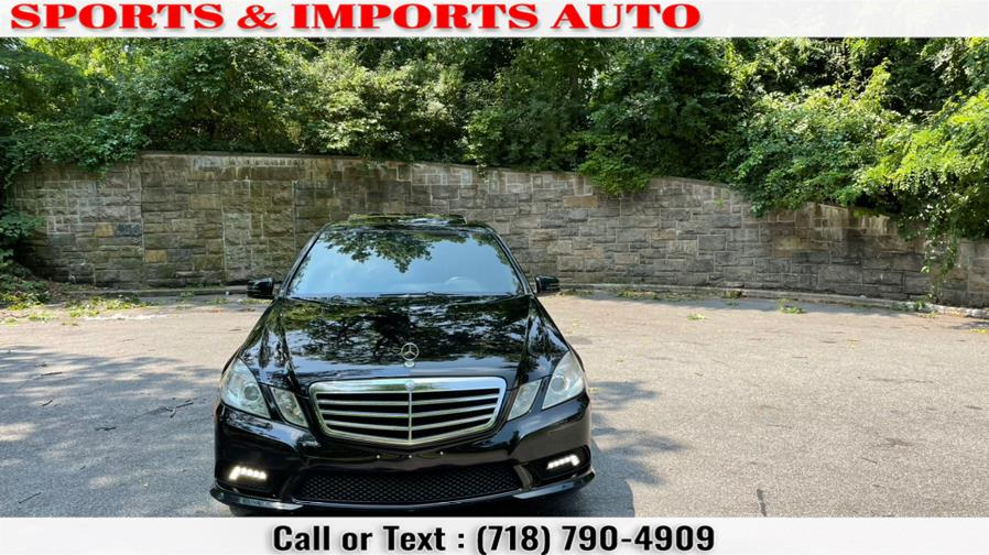 Used Mercedes-Benz E-Class 4dr Sdn E350 Luxury 4MATIC 2011   Sports & Imports Auto Inc. Brooklyn, New York