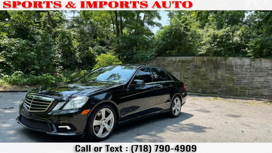 Used 2011 Mercedes-Benz E-Class in Brooklyn, New York | Sports & Imports Auto Inc. Brooklyn, New York