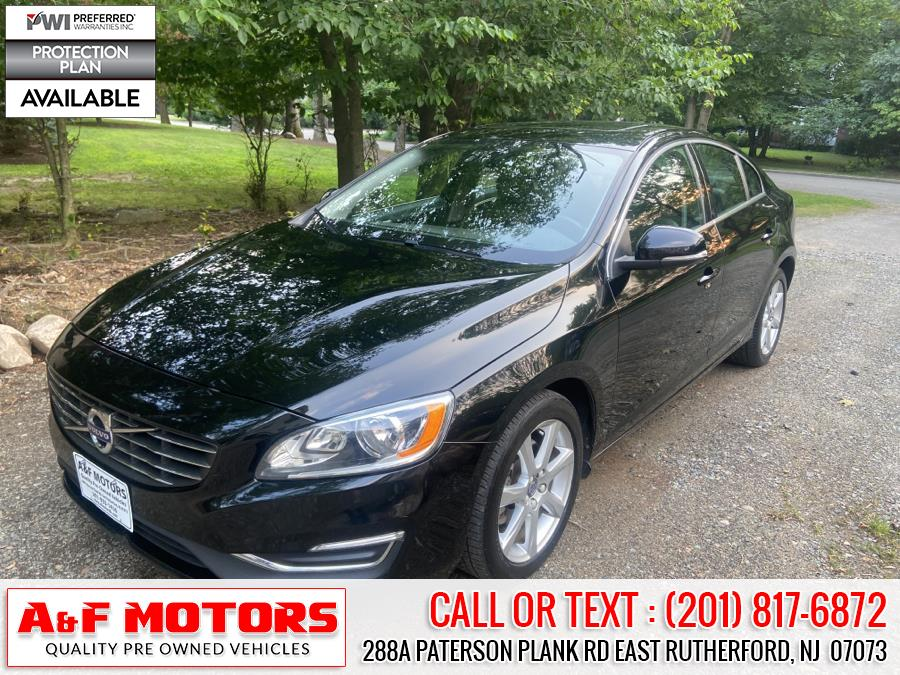 Used 2016 Volvo S60 in East Rutherford, New Jersey | A&F Motors LLC. East Rutherford, New Jersey