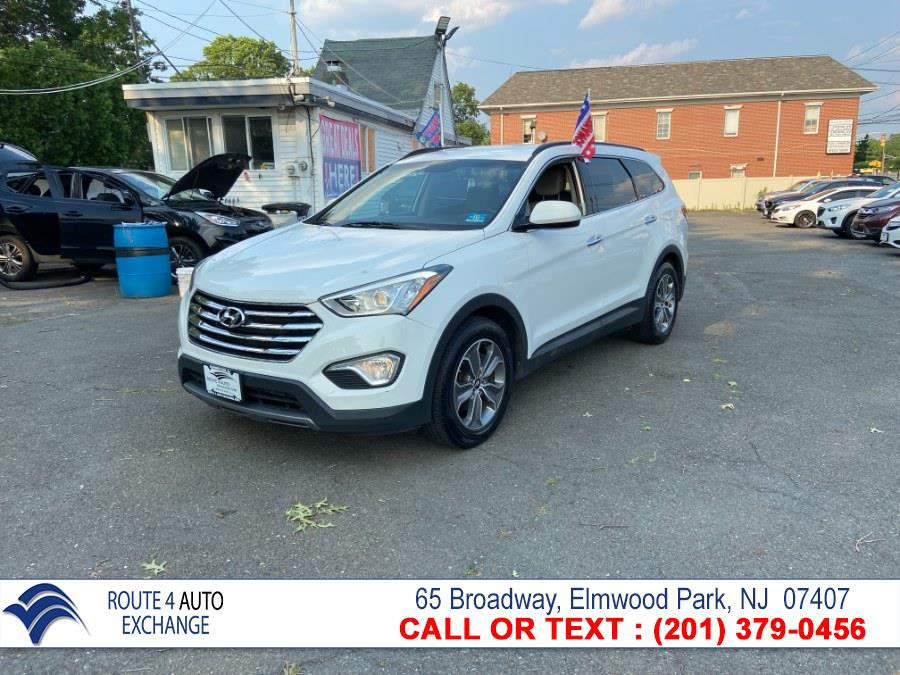 Used Hyundai Santa Fe AWD 4dr GLS 2014 | Route 4 Auto Exchange. Elmwood Park, New Jersey