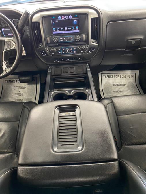 "Used Chevrolet Silverado 1500 4WD Crew Cab 143.5"" LTZ w/1LZ 2016 | POWER MOTORS EAST. Massapequa Park, New York"