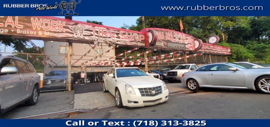 Used Cadillac CTS 4dr Sdn AWD w/1SB 2009 | Rubber Bros Auto World. Brooklyn, New York