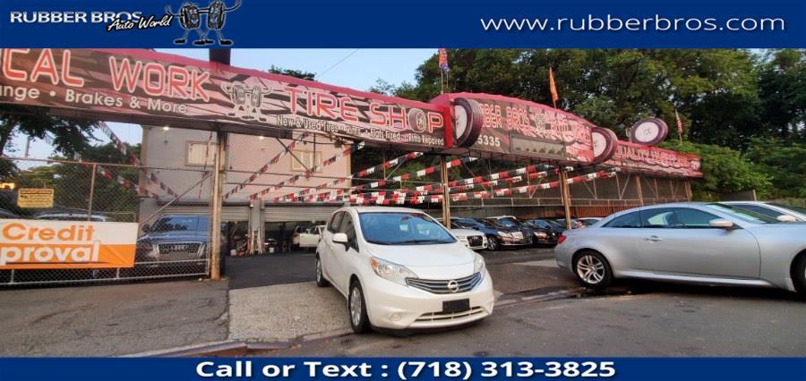 Used Nissan Versa Note 5dr HB CVT 1.6 SV 2014 | Rubber Bros Auto World. Brooklyn, New York