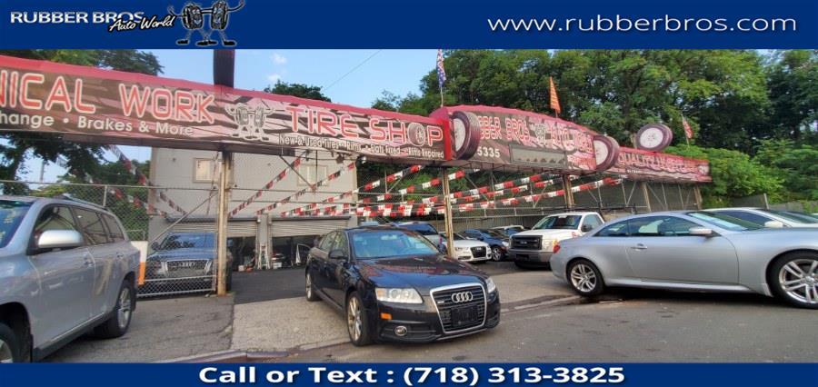 Used Audi A6 4dr Sdn quattro 3.0T Premium Plus 2011 | Rubber Bros Auto World. Brooklyn, New York