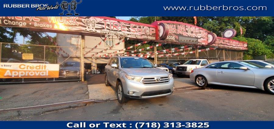 Used Toyota Highlander 4WD 4dr V6  Limited (Natl) 2011 | Rubber Bros Auto World. Brooklyn, New York