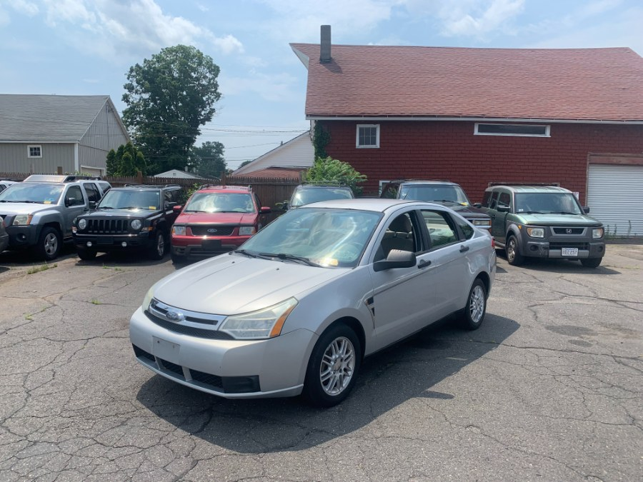 Used Ford Focus 4dr Sdn SE 2008 | CT Car Co LLC. East Windsor, Connecticut
