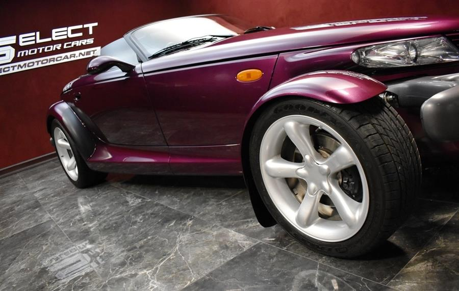 Used Plymouth Prowler  1999 | Select Motor Cars. Deer Park, New York