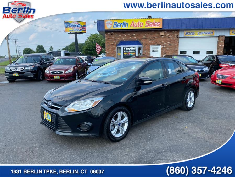 Used Ford Focus 4dr Sdn SE 2014 | Berlin Auto Sales LLC. Berlin, Connecticut