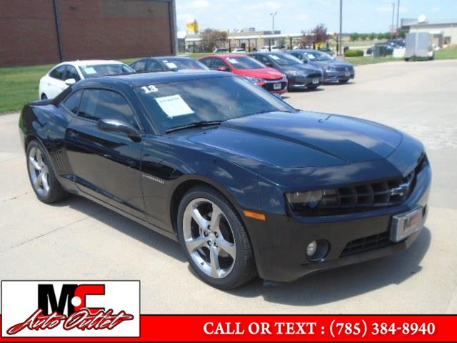 Used 2013 Chevrolet Camaro in Colby, Kansas | M C Auto Outlet Inc. Colby, Kansas