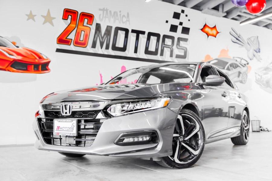 Used 2020 Honda Accord Sport in Hollis, New York | Jamaica 26 Motors. Hollis, New York