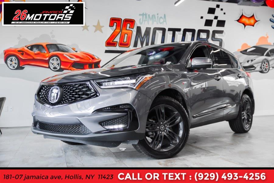 Used Acura RDX A-Spec SH-AWD w/A-Spec Pkg 2020 | Jamaica 26 Motors. Hollis, New York