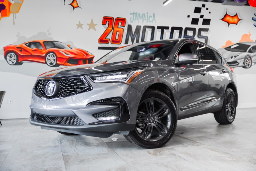 Used 2020 Acura RDX A-Spec in Hollis, New York | Jamaica 26 Motors. Hollis, New York