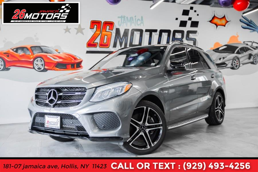 Used Mercedes-Benz GLE ///AMG AMG GLE 43 4MATIC SUV 2018 | Jamaica 26 Motors. Hollis, New York