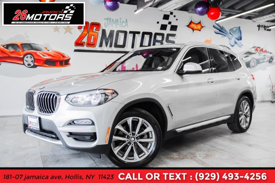 Used BMW X3 xDrive30i Sports Activity Vehicle 2019 | Jamaica 26 Motors. Hollis, New York