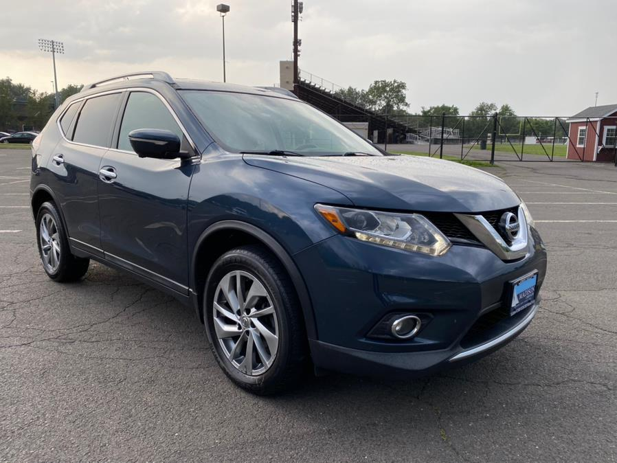 Used Nissan Rogue AWD 4dr SV 2015   Supreme Automotive. New Britain, Connecticut