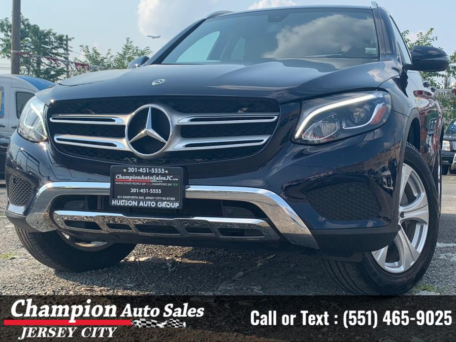 Used Mercedes-Benz GLC GLC 300 4MATIC SUV 2018 | Champion Auto Sales of JC. Jersey City, New Jersey