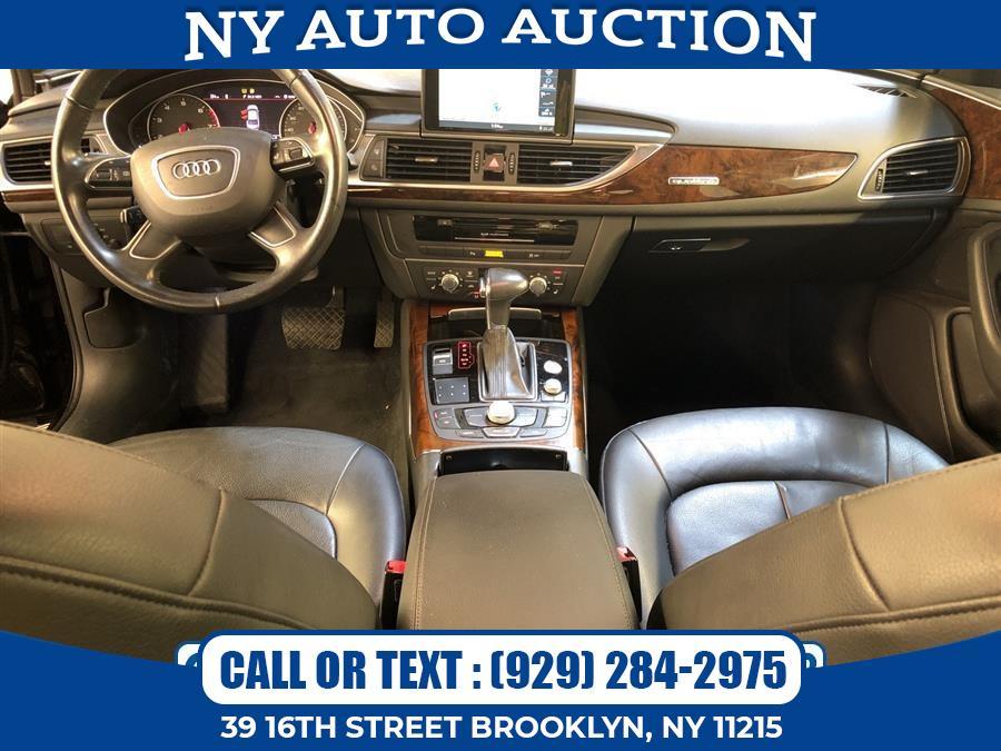 Used Audi A6 4dr Sdn quattro 2.0T Premium Plus 2014 | NY Auto Auction. Brooklyn, New York