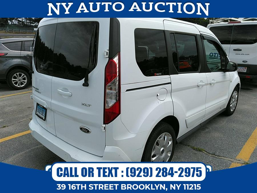 Used Ford Transit Connect Wagon 4dr Wgn SWB XLT 2015   NY Auto Auction. Brooklyn, New York
