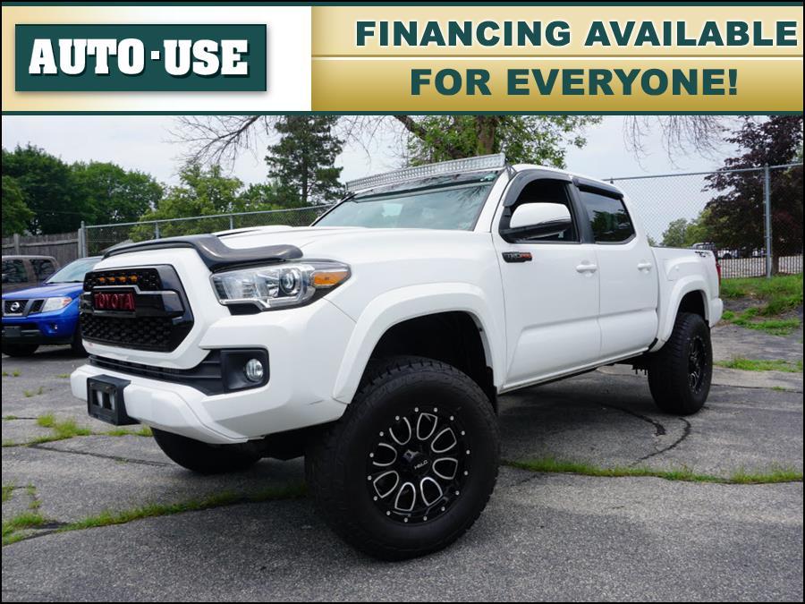 Used Toyota Tacoma TRD Off-Road 2016 | Autouse. Andover, Massachusetts