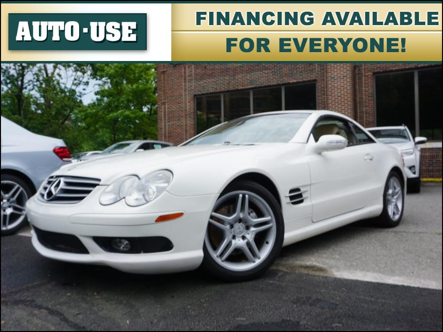 Used Mercedes-benz Sl-class SL 500 2003   Autouse. Andover, Massachusetts