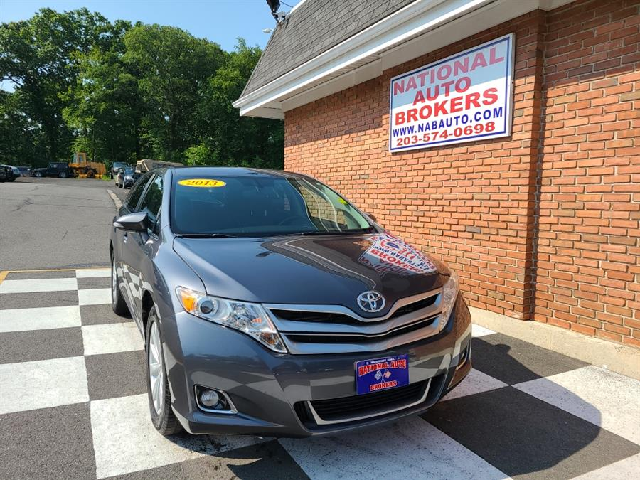 Used Toyota Venza 4dr Wgn AWD XLE 2013 | National Auto Brokers, Inc.. Waterbury, Connecticut