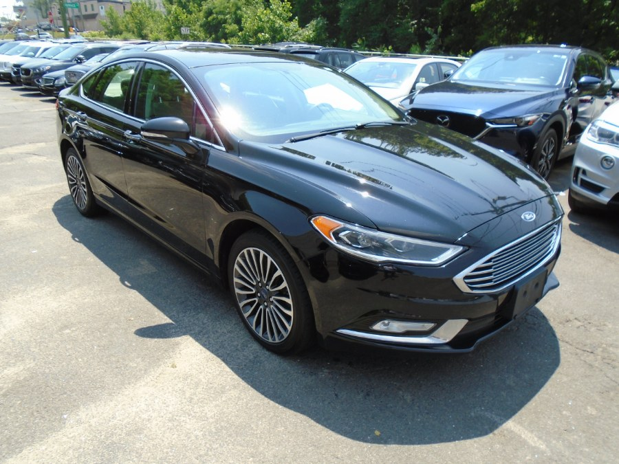 Used 2017 Ford Fusion in Waterbury, Connecticut | Jim Juliani Motors. Waterbury, Connecticut