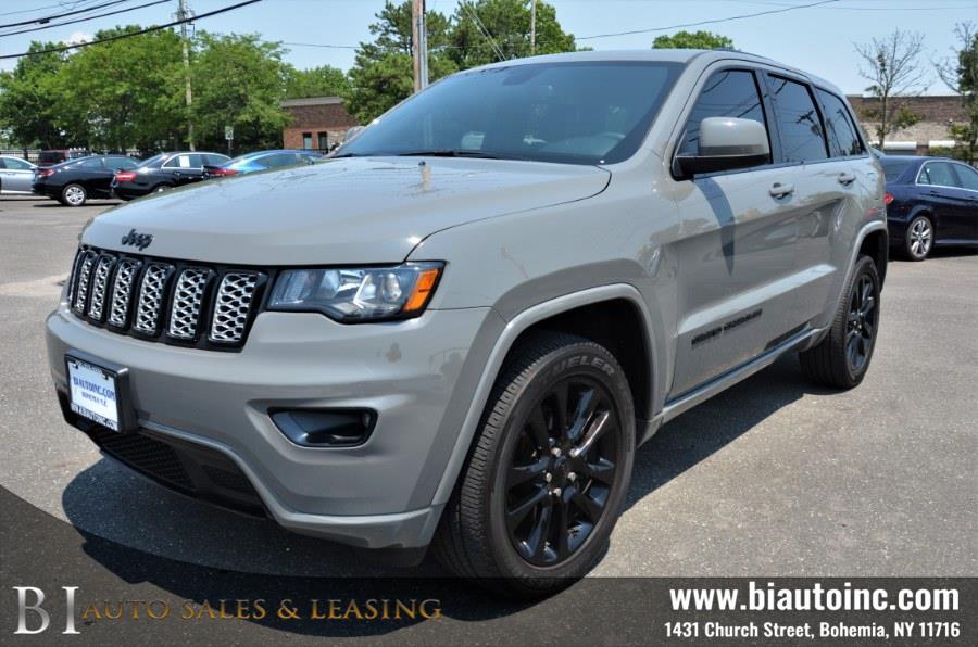 Used Jeep Grand Cherokee Altitude 4x4 2019 | B I Auto Sales. Bohemia, New York
