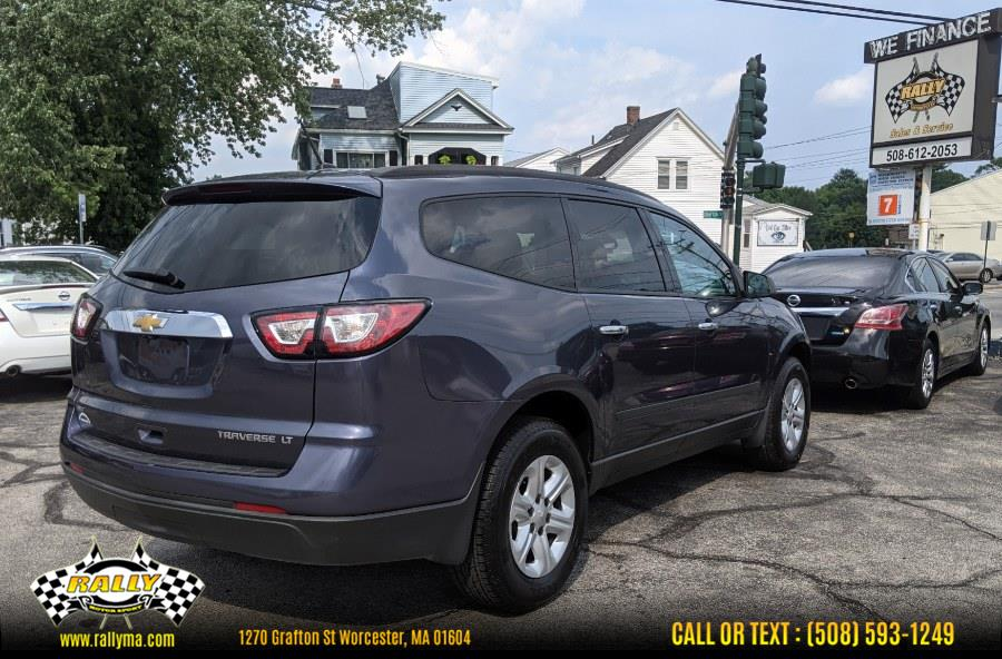 Used Chevrolet Traverse AWD 4dr LS 2013 | Rally Motor Sports. Worcester, Massachusetts