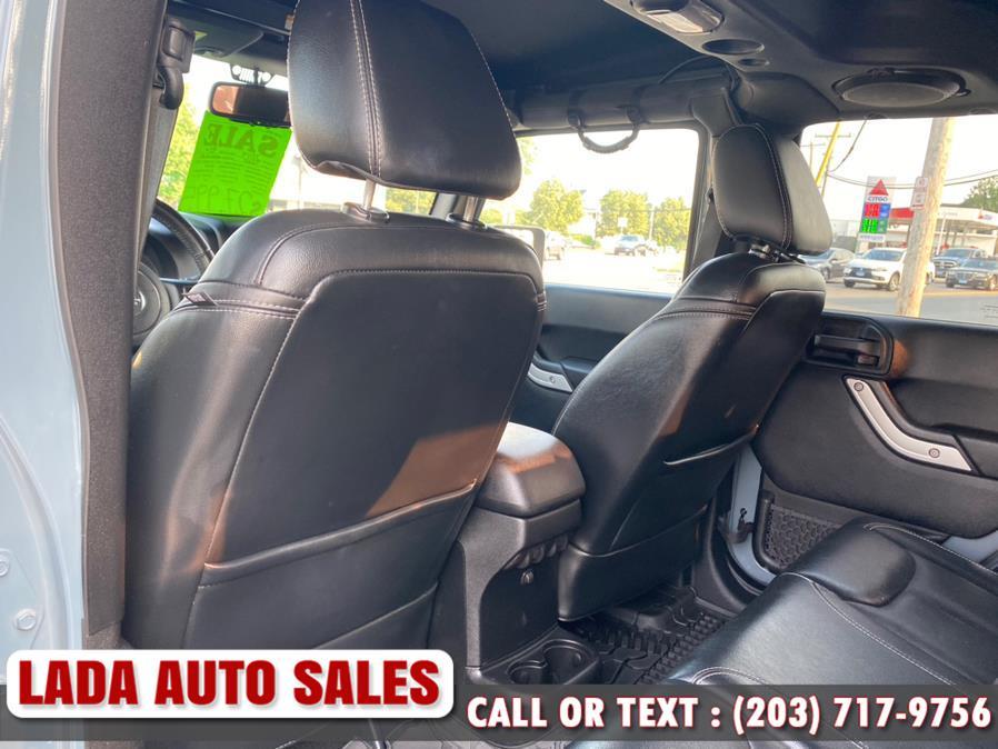 Used Jeep Wrangler Unlimited 4WD 4dr Sahara 2014 | Lada Auto Sales. Bridgeport, Connecticut