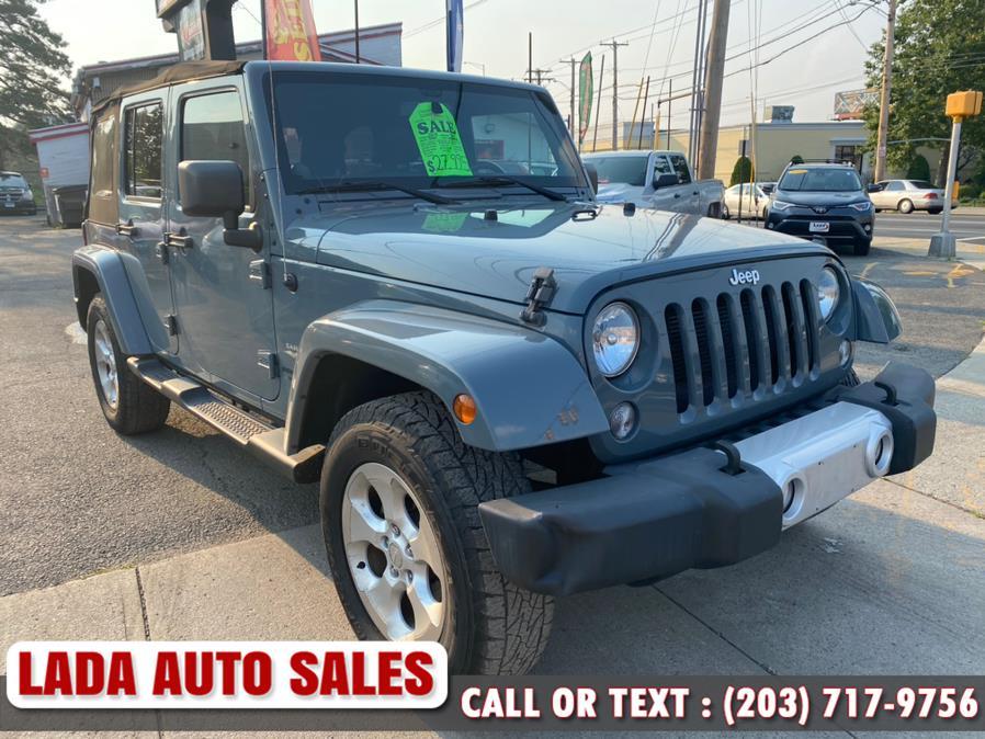 Used 2014 Jeep Wrangler Unlimited in Bridgeport, Connecticut | Lada Auto Sales. Bridgeport, Connecticut