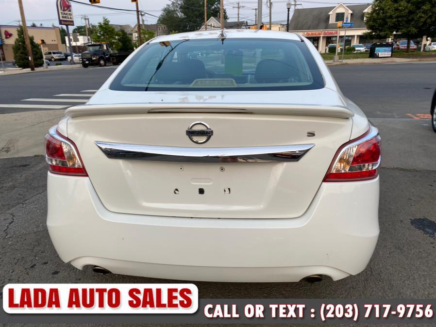 Used Nissan Altima 4dr Sdn I4 2.5 SV 2013 | Lada Auto Sales. Bridgeport, Connecticut