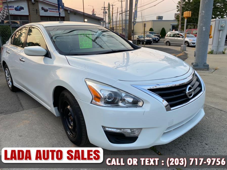 Used 2013 Nissan Altima in Bridgeport, Connecticut | Lada Auto Sales. Bridgeport, Connecticut
