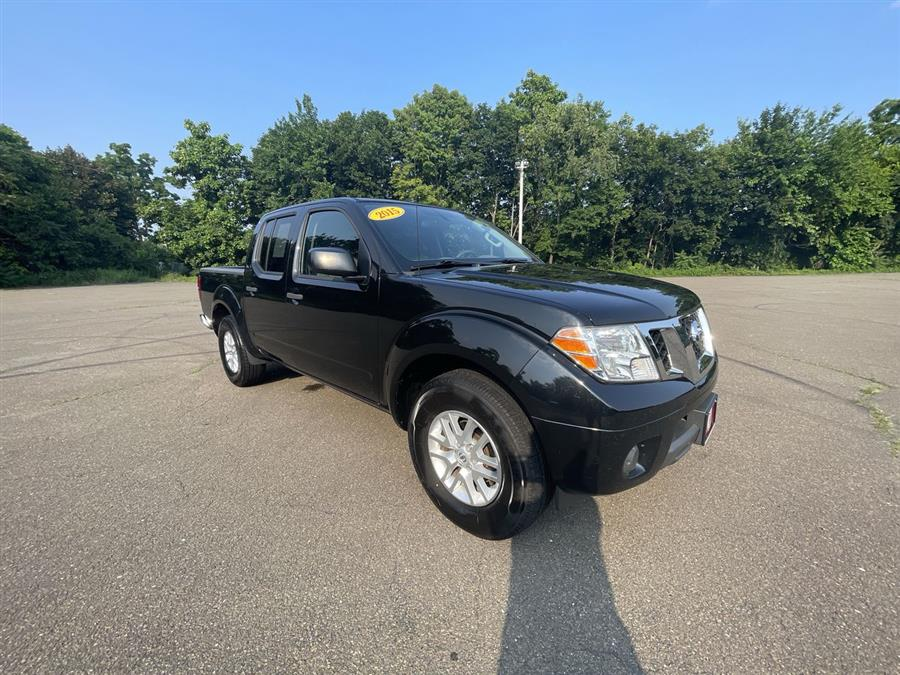 Used 2015 Nissan Frontier in Stratford, Connecticut | Wiz Leasing Inc. Stratford, Connecticut