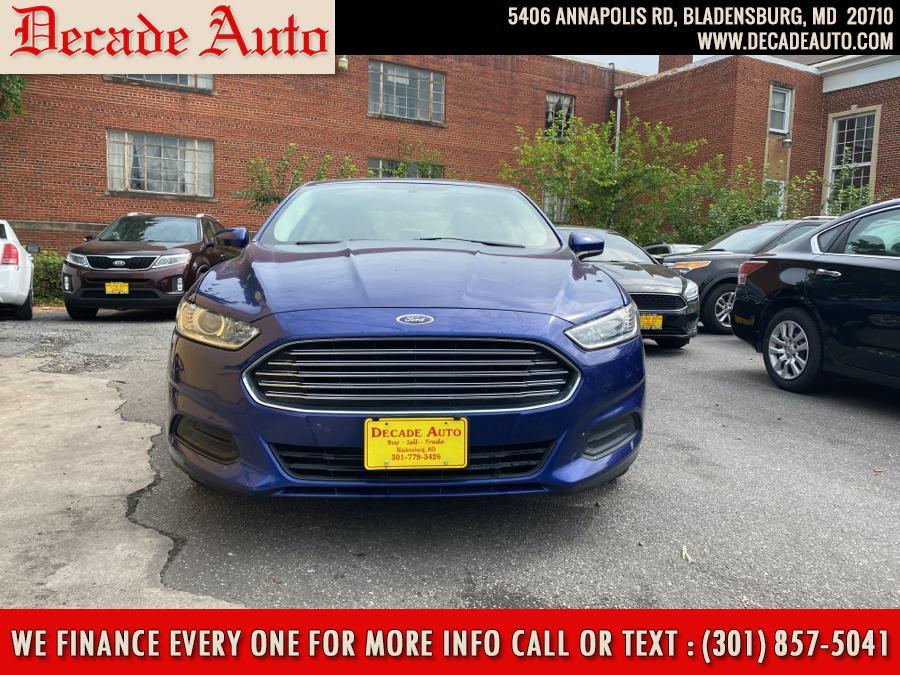 Used 2013 Ford Fusion in Bladensburg, Maryland | Decade Auto. Bladensburg, Maryland