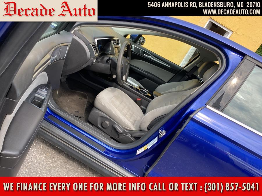 Used Ford Fusion 4dr Sdn S FWD 2013   Decade Auto. Bladensburg, Maryland