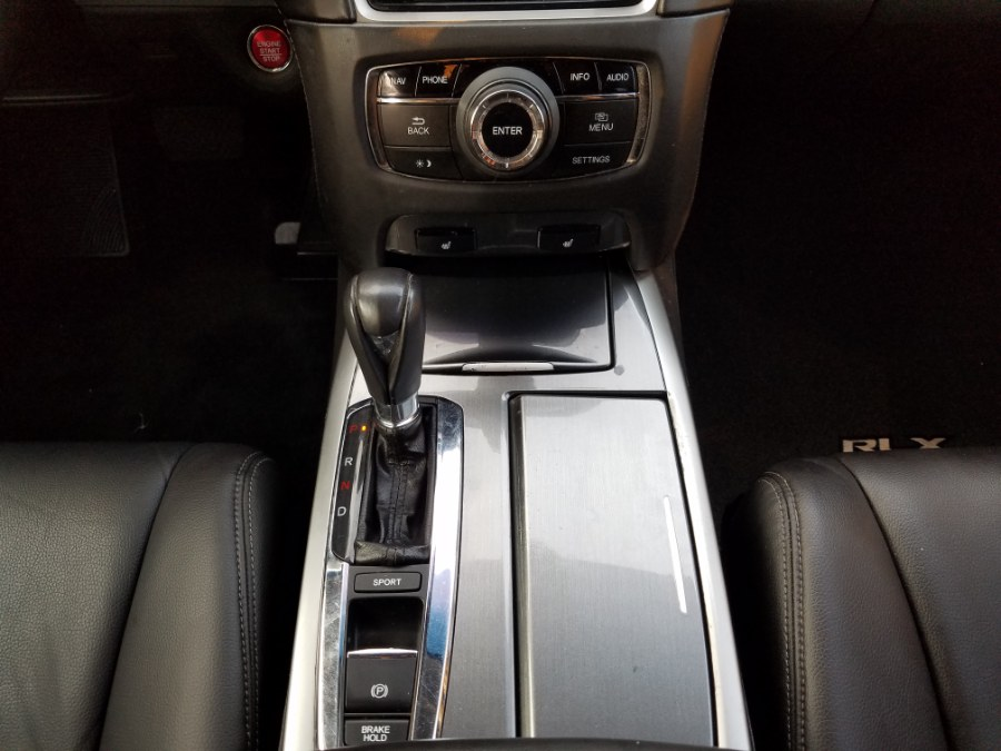 2014 Acura RLX,Advance PKG (INCL