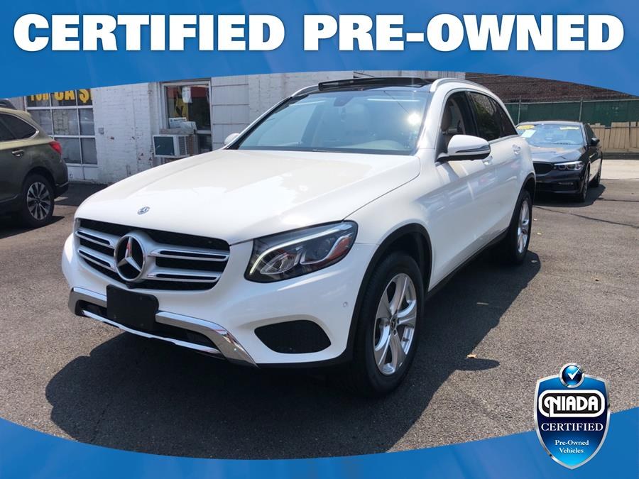 Used Mercedes-benz GLC GLC 300 4MATIC 2018 | Connection Auto Sales Inc.. Jackson Heights, New York
